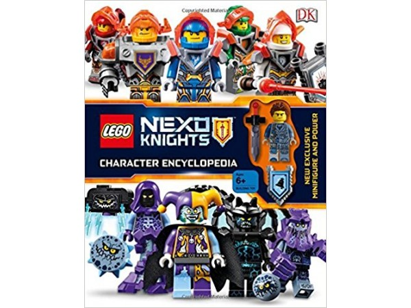 LEGO NEXO KNIGHTS: Character Encyclopedia