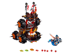 General Magmar's Siege Machine of Doom [THE VAULT]