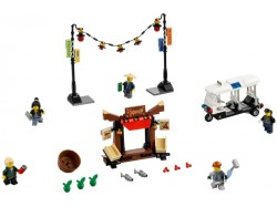 NINJAGO City Chase