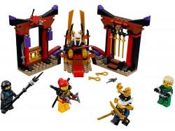 Throne Room Showdown