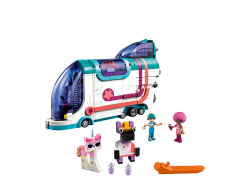 Pop-Up Party Bus