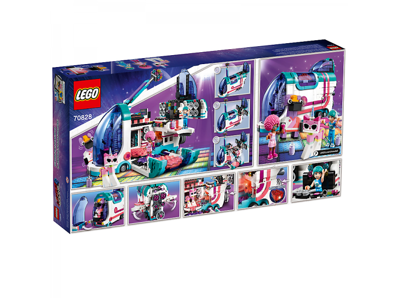 LEGO Sets - LEGO THE LEGO® MOVIE 2 Pop-Up Party Bus NEW 2019