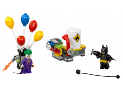 The Joker Balloon Escape