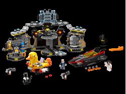 Batcave Break-In