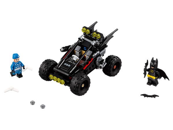The Bat-Dune Buggy
