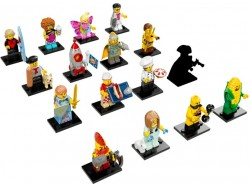 LEGO Collectable Minifigures Series 17