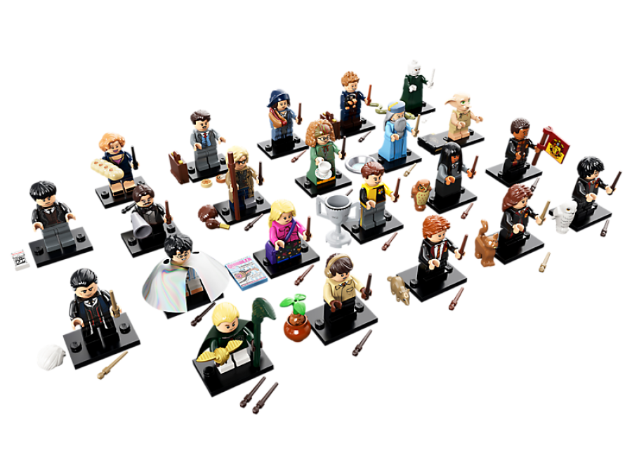 Harry Potter™ and Fantastic Beasts™ LEGO® Minifigures