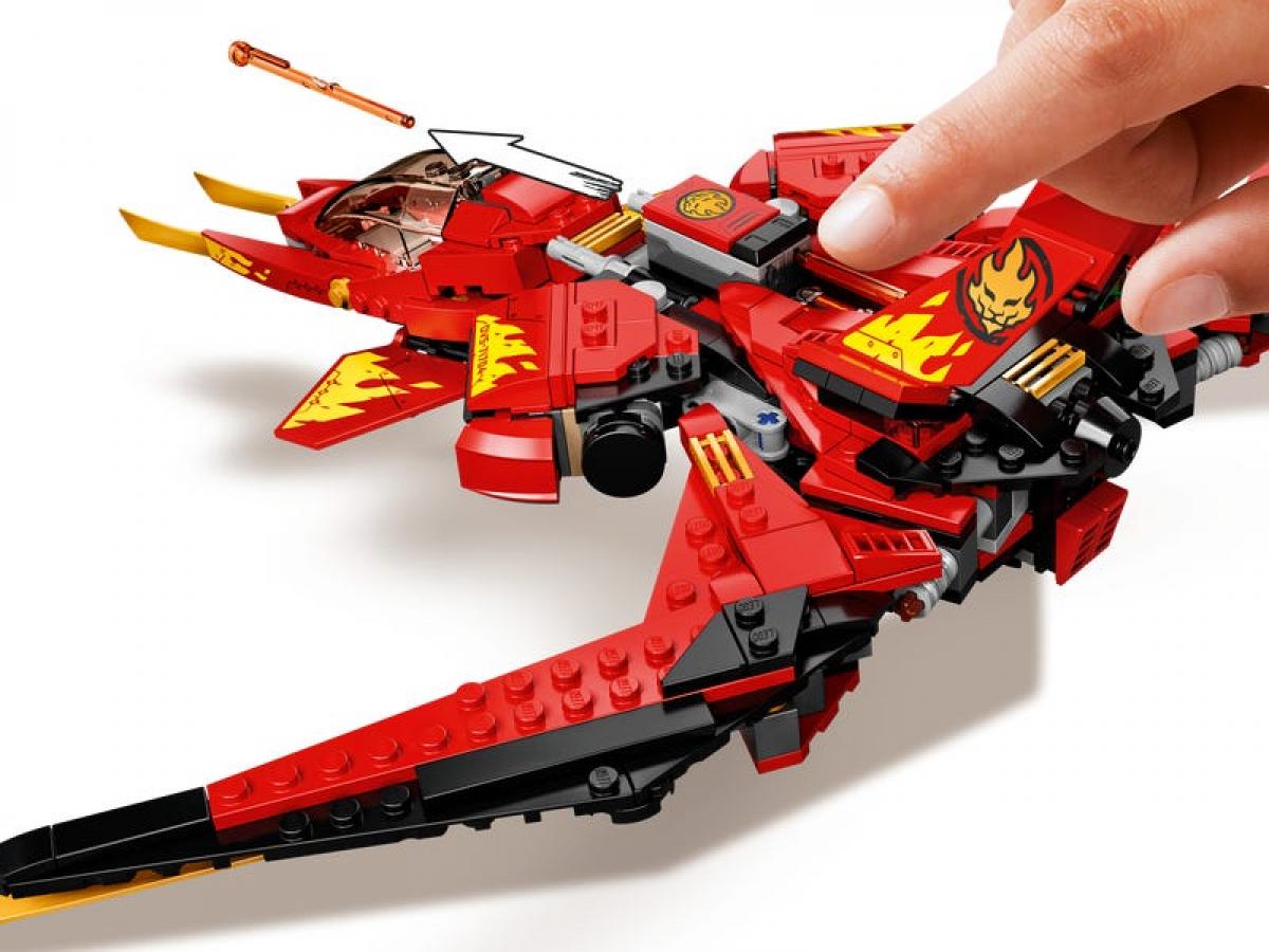 Kai Fighter - Kiddiwinks Online LEGO Shop