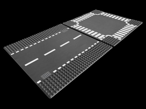 Straight & Crossroad Plates
