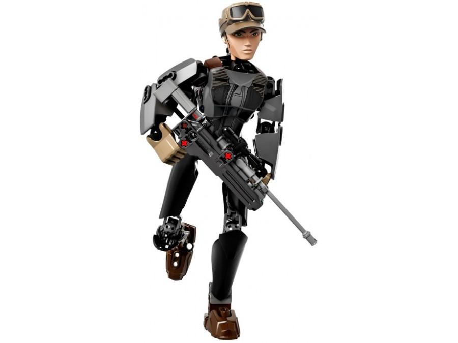 Sergeant Jyn Erso