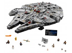 Millennium Falcon (Insurance included in courier charge)
