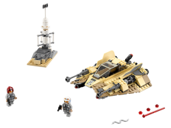 Sandspeeder™ (Damaged Box)