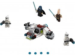Jedi & Clone Troopers Battle Pack