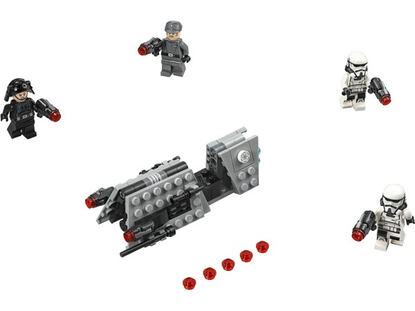 Imperial Patrol Battle Pack