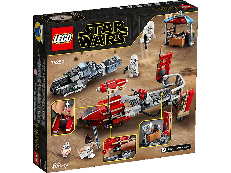 Lego BB-8 Minifig Key Chain Keychain Star Wars Droid xmas gift