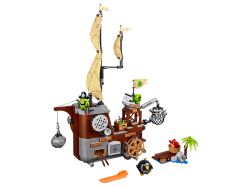 Piggy Pirate Ship