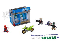 ATM Heist Battle (Damaged Box)