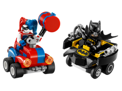 Mighty Micros: Batman™ vs. Harley Quinn™