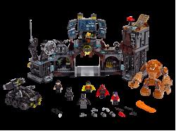 Batcave Clayface™ Invasion