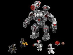 War Machine Buster