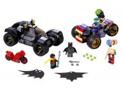 Joker's Trike Chase