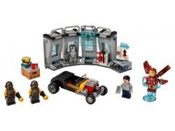 Iron Man Armory
