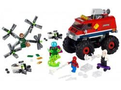 Spider-Man's Monster Truck vs. Mysterio