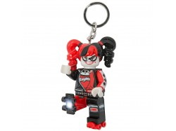 LEGO Batman Movie- Harley Quinn Key Chain Light