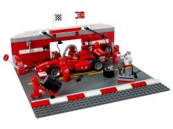 Ferrari F1 Pit Set [THE VAULT]