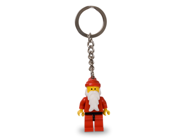 LEGO® Santa Claus Key Chain