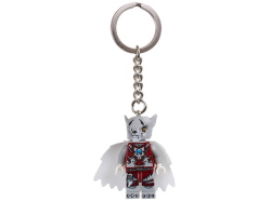 Worriz Laval Key Chain