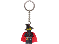 Castle Dragon Wizard Key Chain