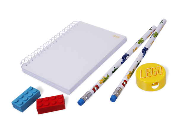LEGO Signature Minifigure Stationery Set
