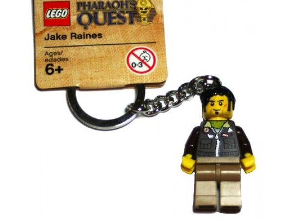 Jake Raines Key Chain