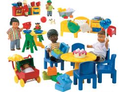 Dolls Family Set
