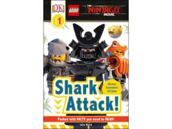 LEGO NINJAGO Movie Shark Attack!