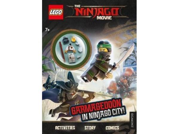 LEGO Ninjago Movie Activity Book