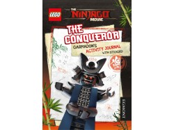 LEGO Ninjago Movie Activity Journal