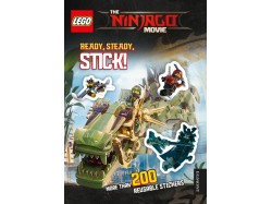 The LEGO Ninjago Movie Ready, Steady, Stick!