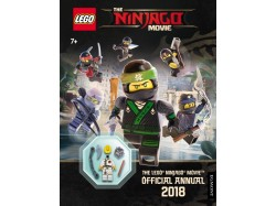 The LEGO Ninjago Movie: Official Annual 2018