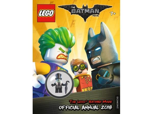 THE LEGO BATMAN MOVIE: Official Annual 2018