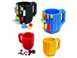 Larry's Build on Brick Mug (Black)