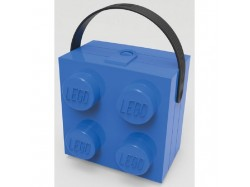 LEGO® Lunch Box with Handle 4 (Blue)
