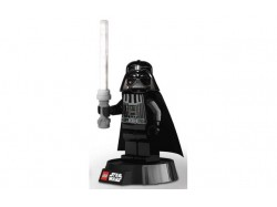 LEGO Star Wars - Darth Vader Desk Lamp with Light-up Lightsaber